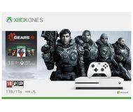 Игровая приставка Microsoft Xbox One S 1Tb + Gears of War 5 Edition [234-01030]