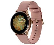 Смарт-часы Samsung Galaxy Watch Active 2 44 мм SM-R820NZDRSER алюминий золотистый