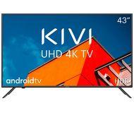 """Телевизор 43"""" Kivi 43U710KB черный"""