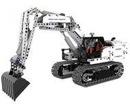 Конструктор Xiaomi Mitu Building Blocks Mobile Engineering Excavator Block