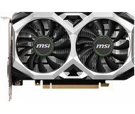 Видеокарта MSI GeForce GTX 1650 D6 Ventus XS OC V1 (4 ГБ 128 бит) [GTX 1650 D6 VENTUS XS OCV1]