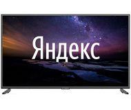 """Телевизор 55"""" Hyundai H-LED55EU1301 черный  [00449] Дисконт B"""