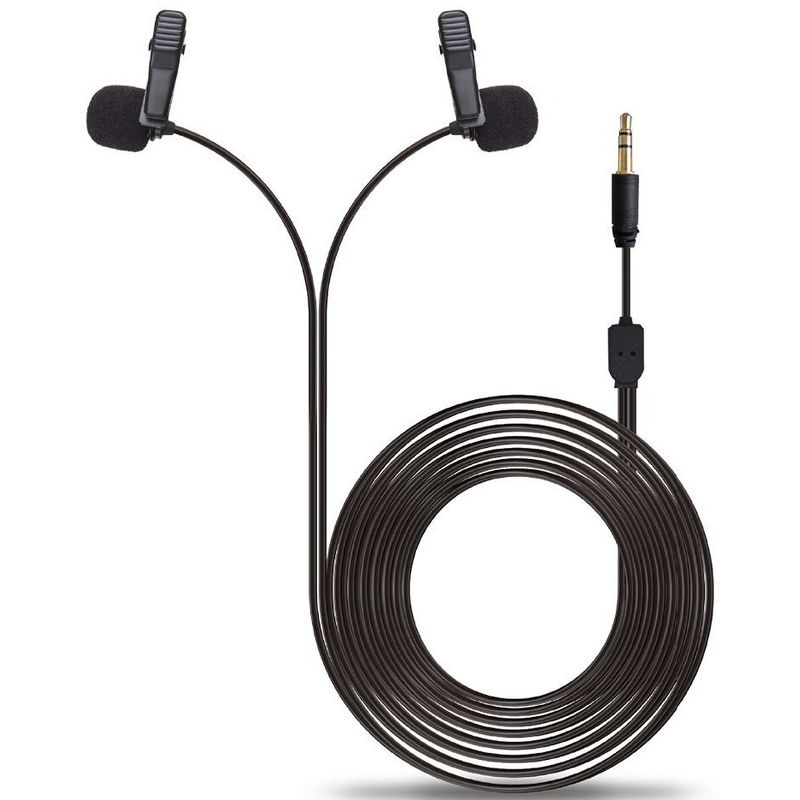 Микрофон Raylab Rec. DH LavMic 6м