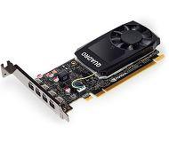 Видеокарта PNY nVidia Quadro P1000 V2 (4 ГБ 128 бит) OEM [ VCQP1000DVIV2BLK-1]