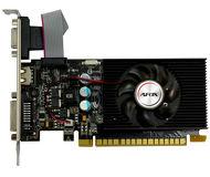 Видеокарта Afox GeForce GT 220 (1 ГБ 128 бит) [AF220-1024D3L2]