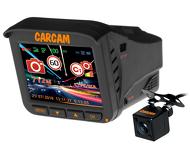 Видеорегистратор с радар-детектором Каркам Combo 5S