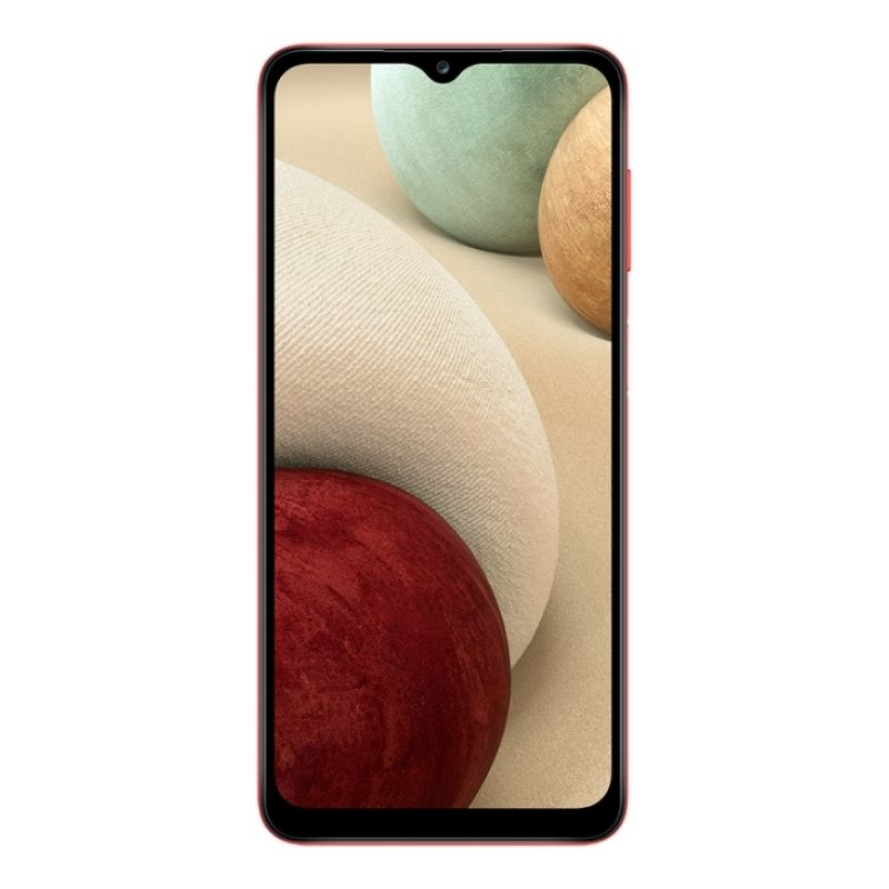 Смартфон Samsung Galaxy A12 SM-A125F 32Гб красный