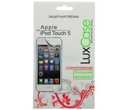 Защитная пленка LuxCase для Apple  iPod Touch 5, iPhone 5/5C/5S/SE , суперпрозрачная