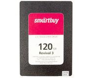 Накопитель SSD 120 ГБ Smartbuy Revival 3 [SB120GB-RVVL3-25SAT3] (TLC)