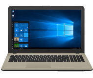 """15.6"""" Ноутбук ASUS X540MA-GQ218 черный"""