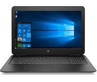 "15.6"" Ноутбук HP 15-bc419ur черный"