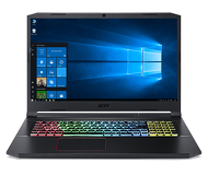 """17.3"""" Ноутбук Acer Nitro 5 AN517-52-56RB черный"""