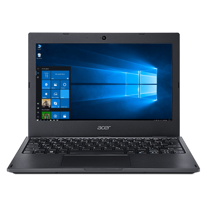 "11.6"" Ноутбук Acer TravelMate B1 TMB118-M-C6UT черный"