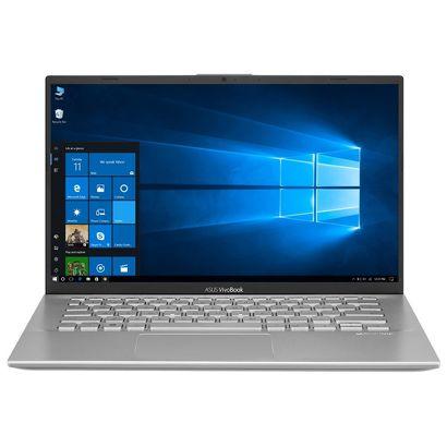 "14"" Ноутбук ASUS VivoBook R424DA-EK391T серебристый"