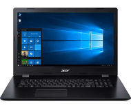 """17.3"""" Ноутбук Acer Aspire 3 A317-52-373U черный"""