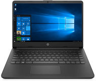 "14"" Ноутбук HP 14s-fq0018ur черный"