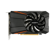 Видеокарта Gigabyte GeForce GTX 1050Ti (4Gb 128bit)  GV-N105TD5-4GD