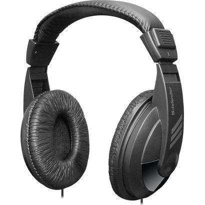 Наушники Defender Gryphon 751 регулят. громк., 2м кабель