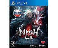 Игра для PS4: Nioh (рус.субтитры)
