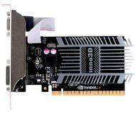 Видеокарта INNO3D GeForce GT 710 Silent LP (2 ГБ 64 бит) [N710-1SDV-E3BX]