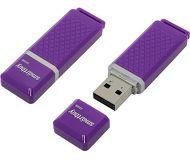Флеш диск Smartbuy 32Gb Quartz SB32GBQZ-V Фиолетовый