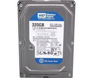 Жесткий диск WD 320 Гб Blue  WD3200AAKS