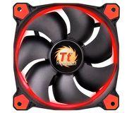 Вентилятор Thermaltake Riing 14 LED красный 140мм 1400об/мин, 28дБ  CL-F039-PL14RE-A