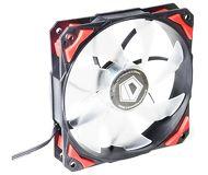 Вентилятор ID-Cooling 120мм   PL-12025-R  красный