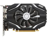Видеокарта MSI GeForce GTX 1050Ti OC (4G 128bit)  GTX 1050 Ti 4GT OC