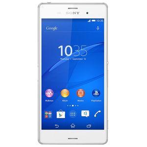 Смартфон Sony Xperia Z3 Dual D6633 белый (РСТ) б/у