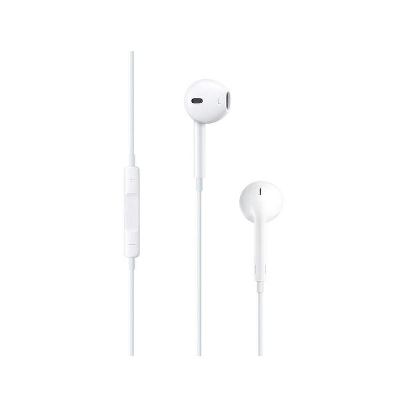 Гарнитура Apple EarPods, с управлением [MNHF2ZM/A]