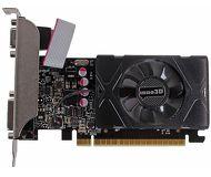 Видеокарта INNO3D GeForce GT 730 LP (2 ГБ 64 бит) [N730-3SDV-E5BX]
