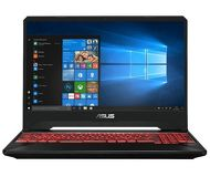 "15.6"" Ноутбук Asus TUF Gaming FX505DY-BQ068T черный"
