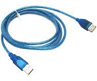 Кабель USB 2.0 Am-Af удлинительный 3м VCOM  VUS6936-3MTP