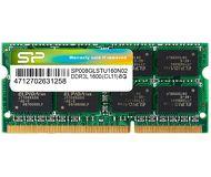Память SODIMM DDR3L 8Gb 1600MHz PC12800 Silicon Power  SP008GLSTU160N02  1.35 В