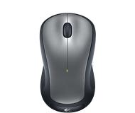 Мышь беспроводная Logitech M310 серебристая (910-003986)