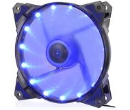 Вентилятор Crown Xfan 120 120 мм [CMCF-12025S-1221] синий