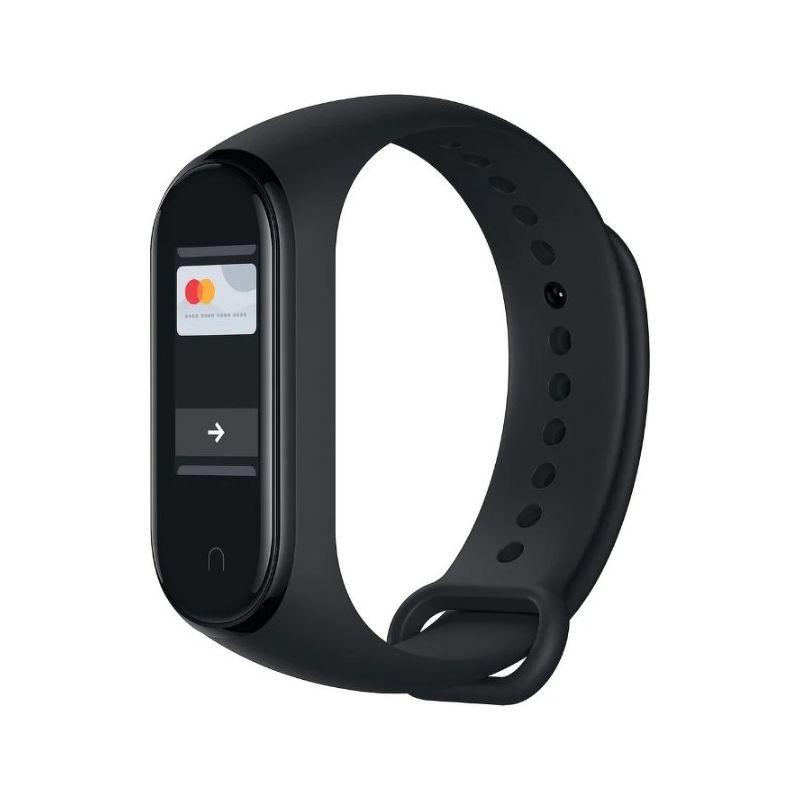Фитнес-браслет Xiaomi Mi Band 4 NFC черный