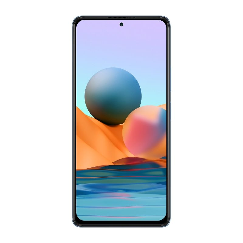 Смартфон Xiaomi Redmi Note 10 Pro 8/128 ГБ голубой
