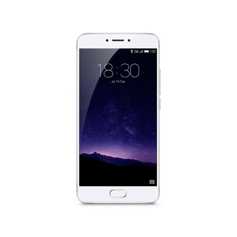 Смартфон Meizu MX6 M685H 32Гб Серебристый (РСТ)