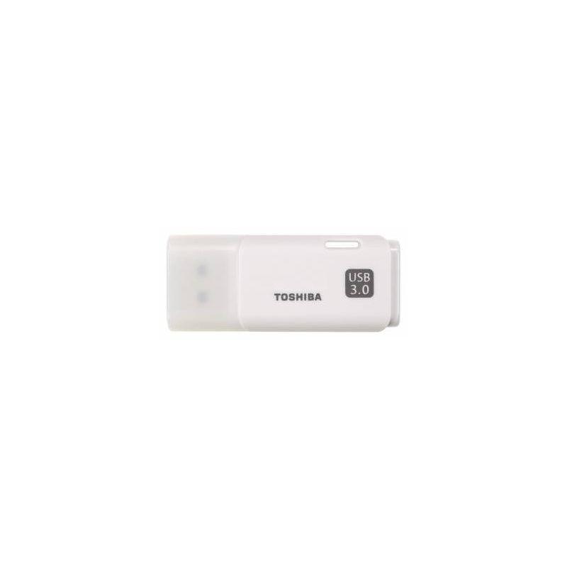 Флешка USB 16 ГБ Toshiba Hayabusa THN-U301W0160E4 USB3.0 белый
