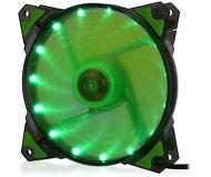 Вентилятор Crown Xfan 120 120 мм [CMCF-12025S-1222] зеленый