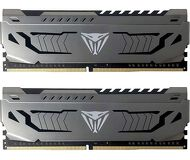 Память DDR4 16 ГБ 3200 МГц PC25600 Patriot Viper Steel [PVS416G320C6K] Набор 2x8 ГБ