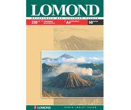 Фотобумага Lomond A4 230 г/м2, 50л., глянцевая [0102022]