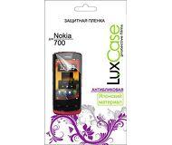 Защитная пленка LuxCase для Nokia 500 (антибликовая)