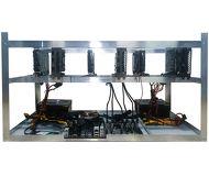 Риг для майнинга ZEON GTX1080x8Gbx6