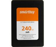 Накопитель SSD 240 ГБ Smartbuy Jolt [SB240GB-JLT-25SAT3] (TLC)