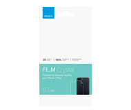 Защитная пленка Deppa для Apple [iPhone 7 Plus/8 Plus], прозрачная на заднюю панель [61426]