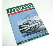 Фотобумага Lomond A4 200 г/м2, 50л., глянцевая  0102020