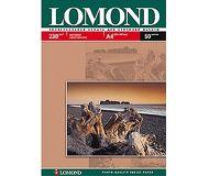 Фотобумага Lomond A4 230 г/м2, 50л., матовая [0102016]